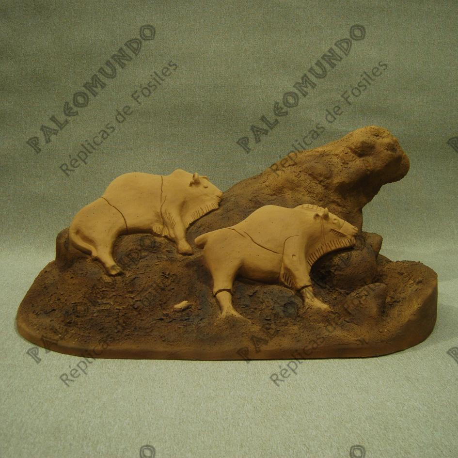 Bisontes de Tuc
