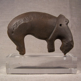 Escultura de animal