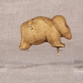 Mamut en marfil de mamut