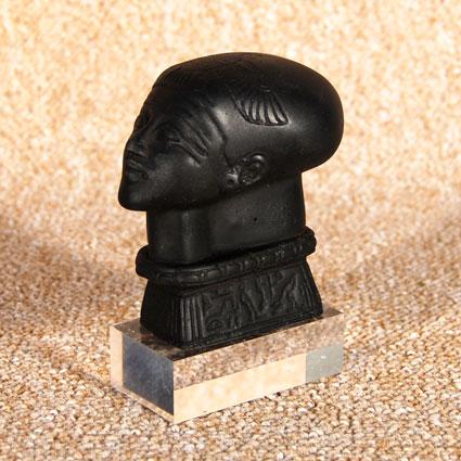 Cabeza de Tutankhamon